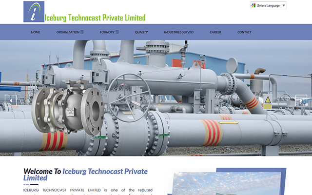Iceburg Technocast Pvt. Ltd.