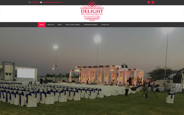 Delight Party Lawns